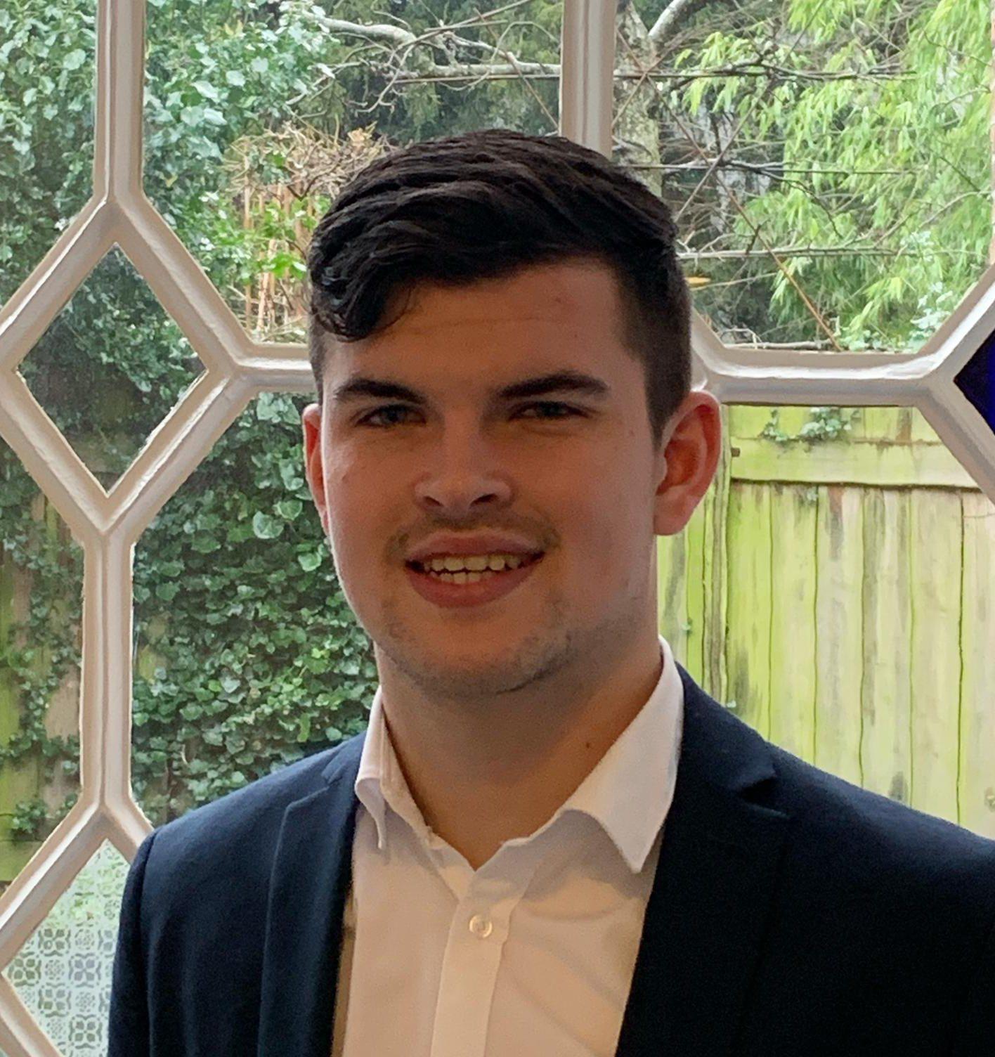 Joep Broeders Junior Business Manager